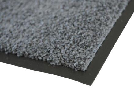 Eco+ paillasson antisalissant 60x90 cm gris