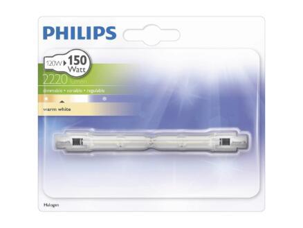 Philips EcoHalo ampoule linéaire halogène R7s 120W