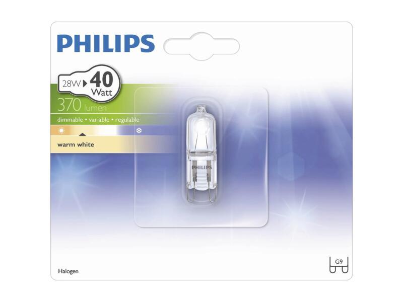 Philips EcoHalo halogeen capsulelamp G9 28W