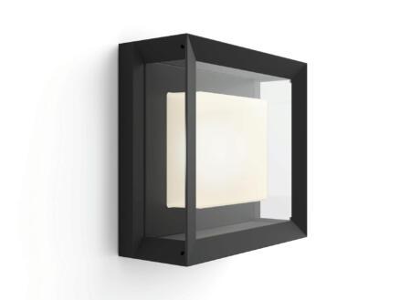 Philips Hue Econic LED wandlamp 15W dimbaar zwart