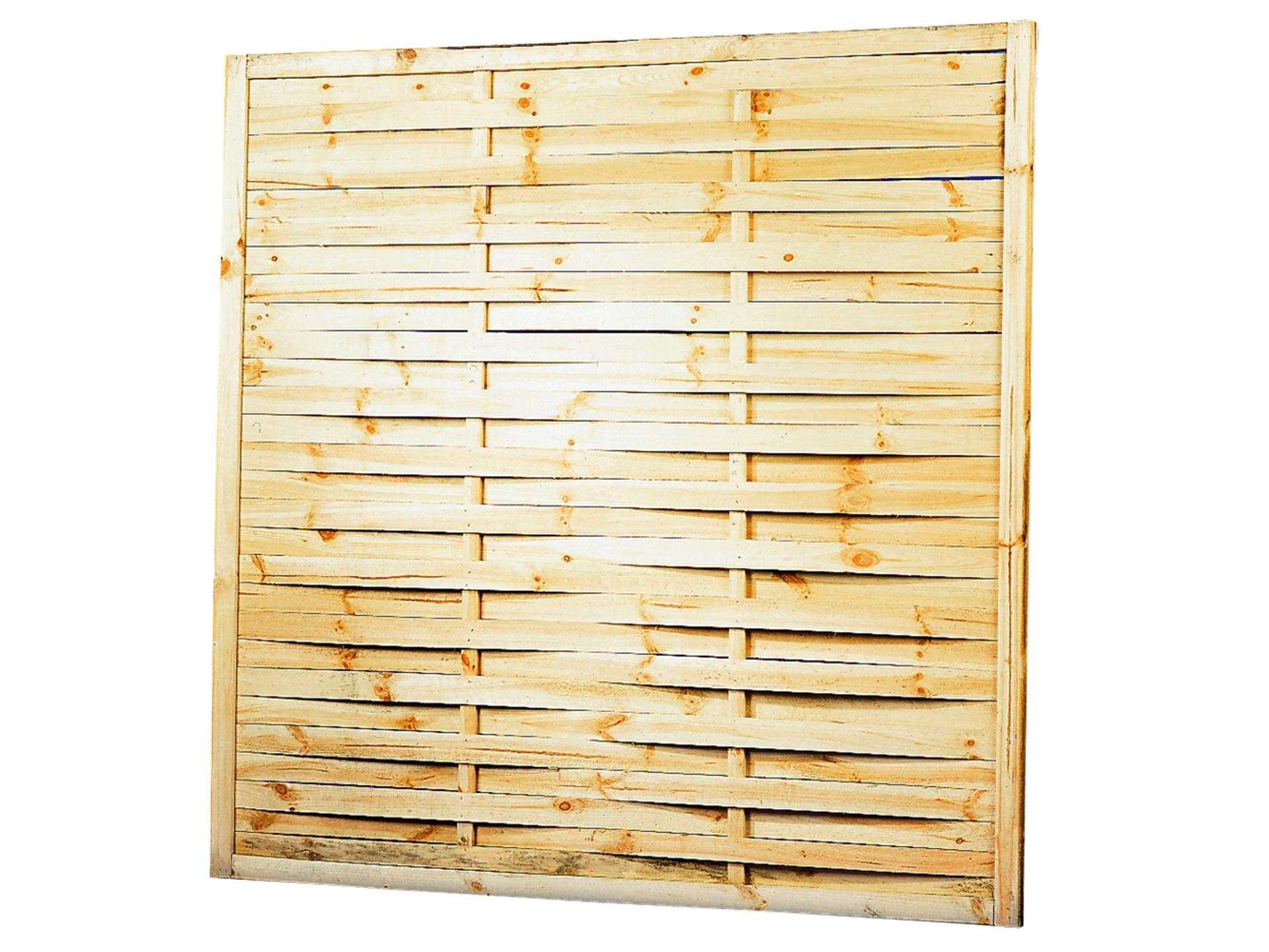 Écran de jardin tressé 180x180 cm | Hubo