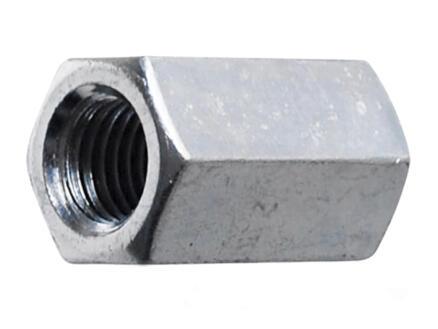 Pgb-fasteners Ecrou à six pans DIN6334 M8 24mm zingué 100 pièces