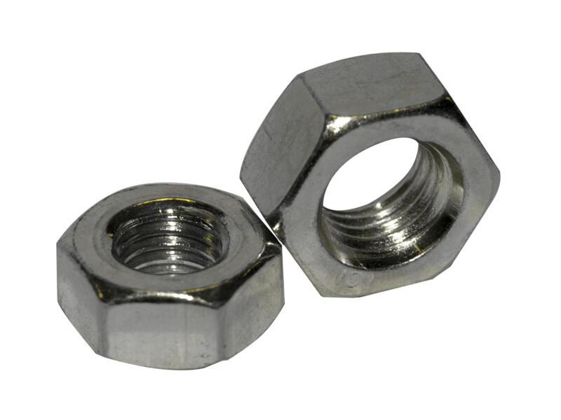 Pgb-fasteners Ecrou à six pans DIN934 M10 inox 200 pièces