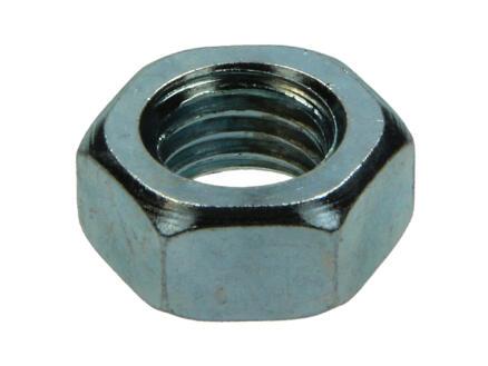 Mack Ecrou hexagonal M14 zingué 4 pièces