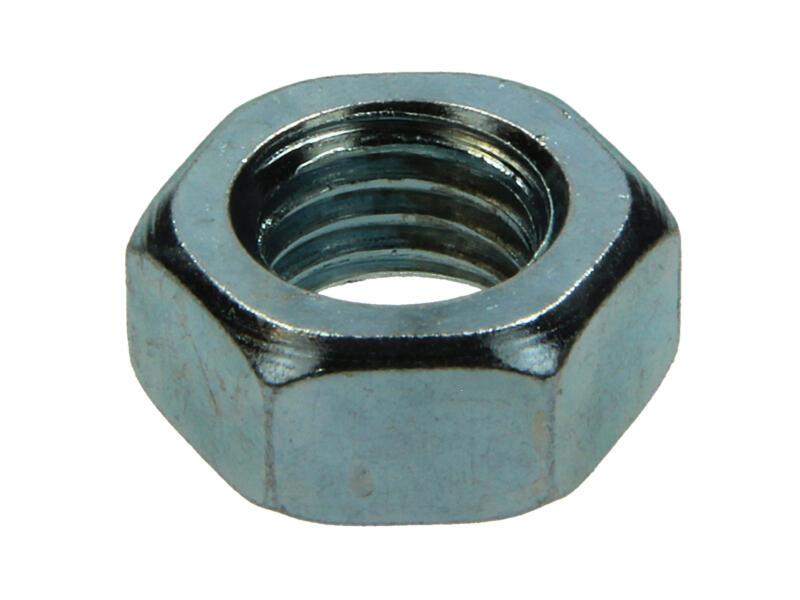 Mack Ecrou hexagonal M14 zingué 9 pièces