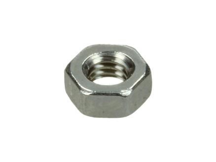 Sam Ecrou hexagonal M4 inox 18 pièces