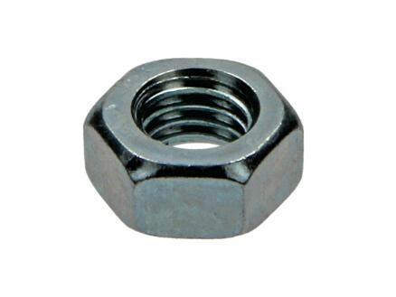 Mack Ecrou hexagonal M8 zingué 45 pièces