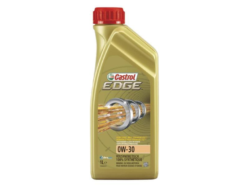Castrol Edge huile moteur 0W-30 1l