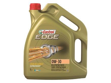 Castrol Edge huile moteur 0W-30 5l