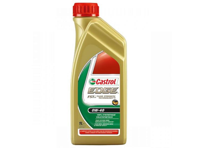 Castrol Edge huile moteur 0W-40 1l