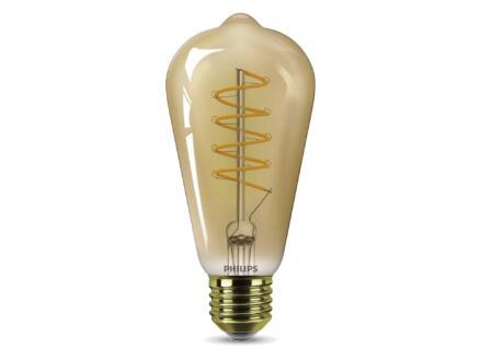 Philips Edinson Vintage ampoule LED filament E27 5W