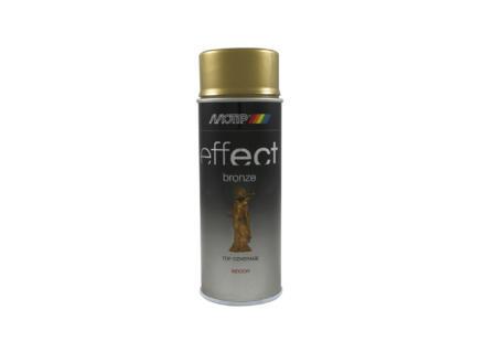 Motip Effect Bronze lakspray 0,4l goud