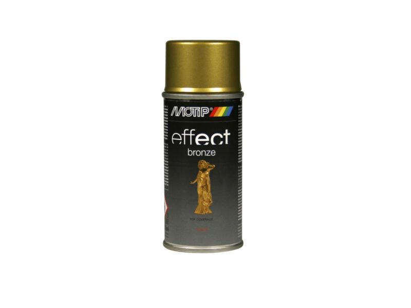 Motip Effect Bronze laque en spray 0,15l or