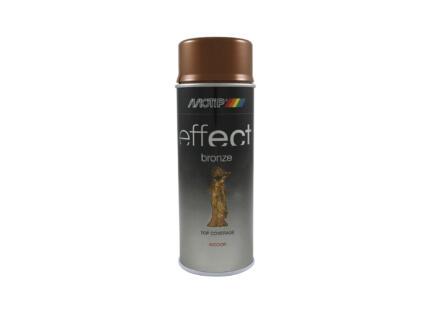 Motip Effect Bronze laque en spray 0,4l or antique