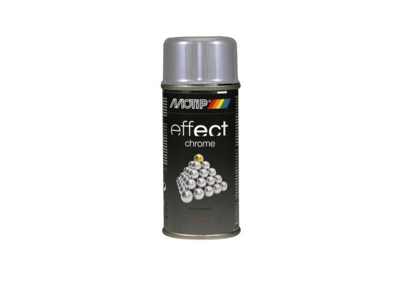 Motip Effect Chrome laque en spray 0,15l chrome