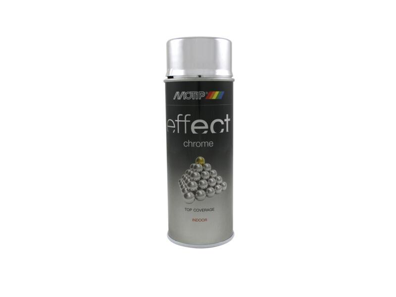 Motip Effect Chrome laque en spray 0,4l chrome