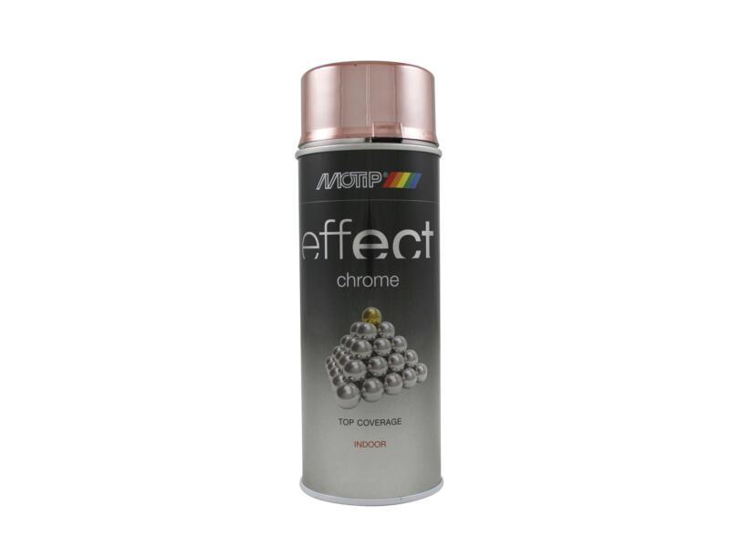 Motip Effect Chrome laque en spray 0,4l cuivre