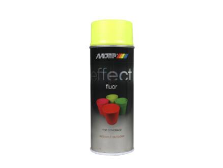 Motip Effect Fluor laque en spray 0,4l jaune