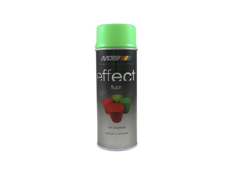 Motip Effect Fluor laque en spray 0,4l vert