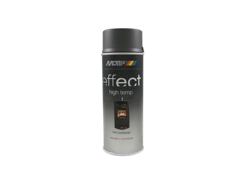 Motip Effect High Temp lakspray 0,4l donker antraciet