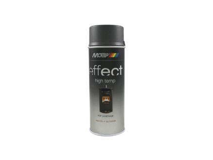 Motip Effect High Temp laque en spray 0,4l anthracite foncé