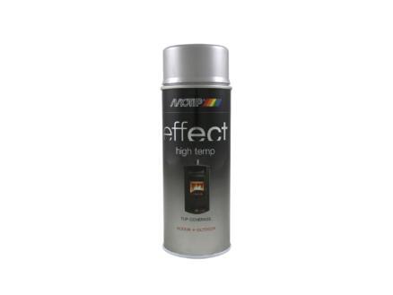 Motip Effect High Temp laque en spray 0,4l argent