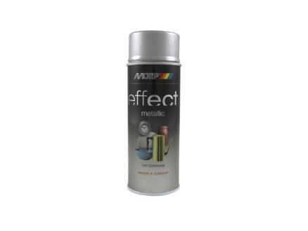 Motip Effect Metallic lakspray 0,4l aluminium