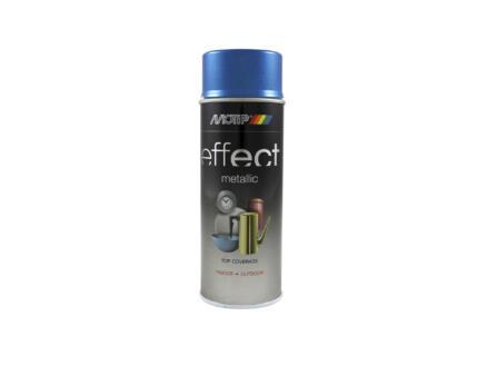 Motip Effect Metallic lakspray 0,4l blauw