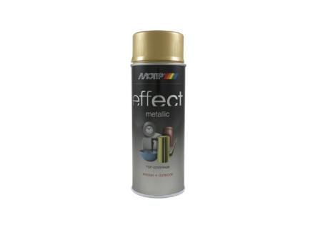 Motip Effect Metallic lakspray 0,4l echt goud