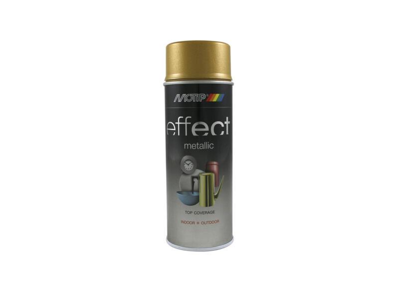 Motip Effect Metallic lakspray 0,4l goud