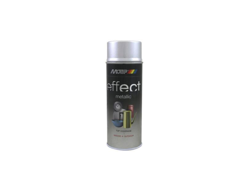 Motip Effect Metallic laque en spray 0,4l argent paillette
