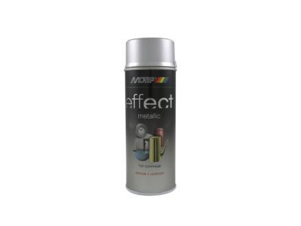 Motip Effect Metallic laque en spray 0,4l argent