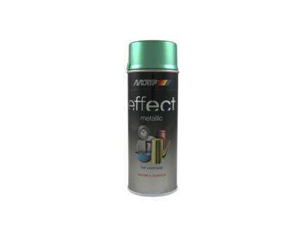 Motip Effect Metallic laque en spray 0,4l vert