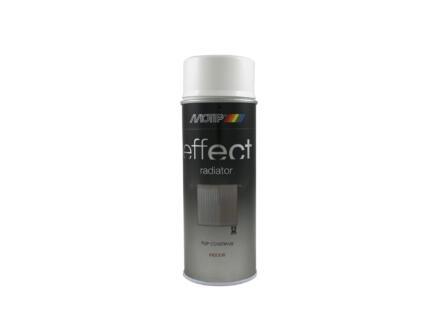 Motip Effect Radiator lakspray zijdeglans 0,4l wit