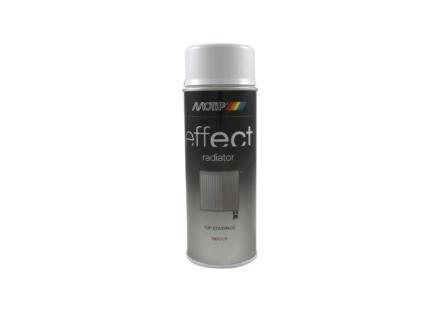 Motip Effect Radiator laque en spray brillant 0,4l gris clair