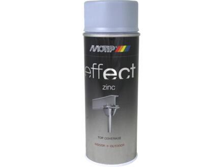Motip Effect lakspray zink 0,4l grijs