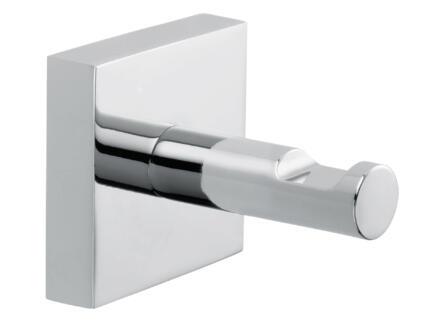 Tesa Ekkro badjashaak chroom zelfklevend 50x63 mm