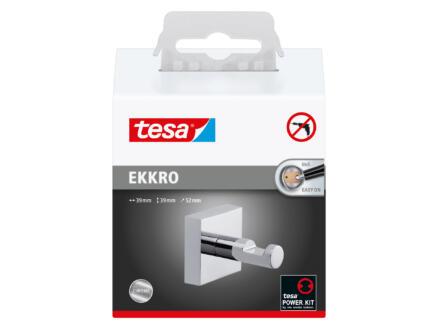 Tesa Ekkro crochet autocollant salle de bains 4cm