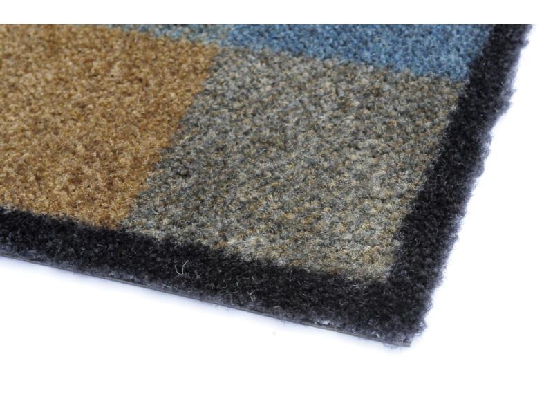 Elegance voetmat home 40x60 cm bruin