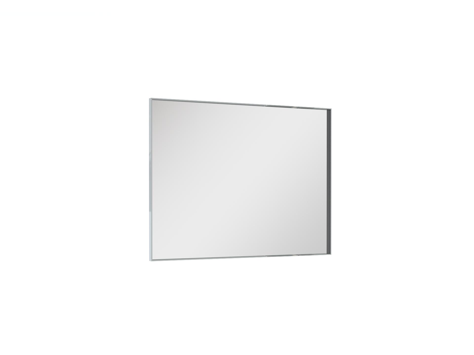Badkamer Spiegelkast Rood : Lafiness element spiegel 80x60 cm aluminium hubo