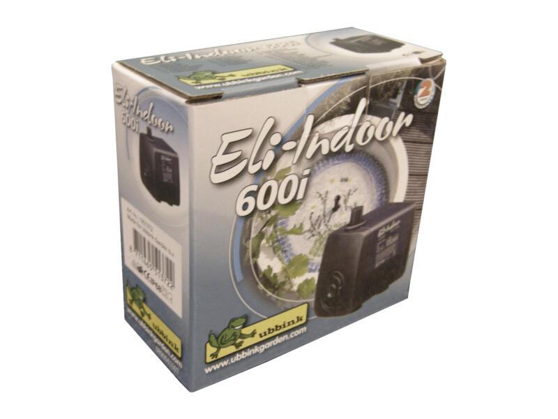 Eli-Indoor 600i pomp
