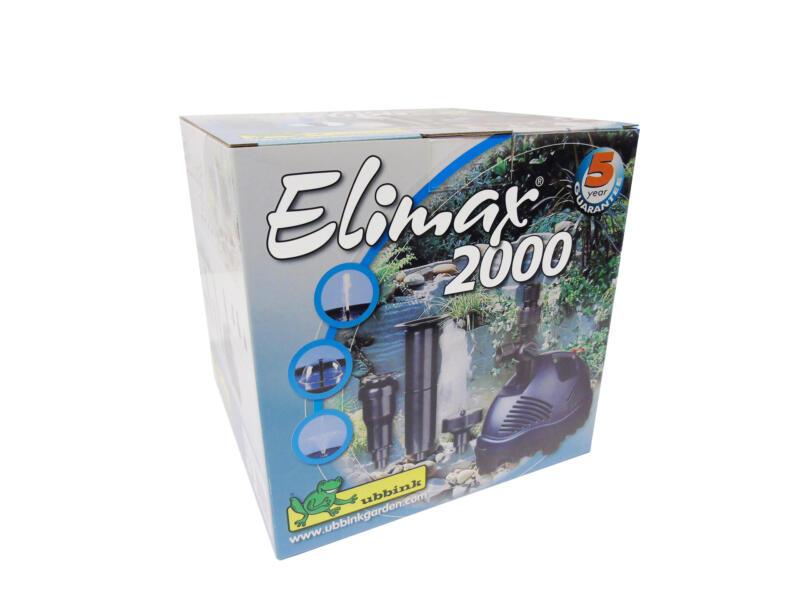 EliMax 2000 fonteinpomp 2200l