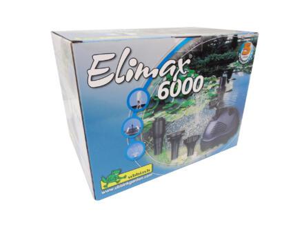 EliMax 6000 fonteinpomp 6100l