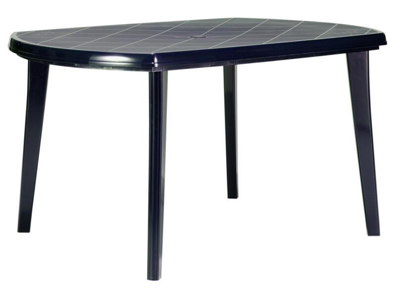 Jardin Elise tuintafel 135x90 cm blauw