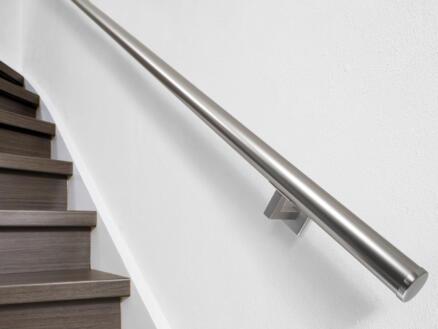 CanDo Embout pour rampe d'escalier diamètre 45mm aluminium 2 pièces