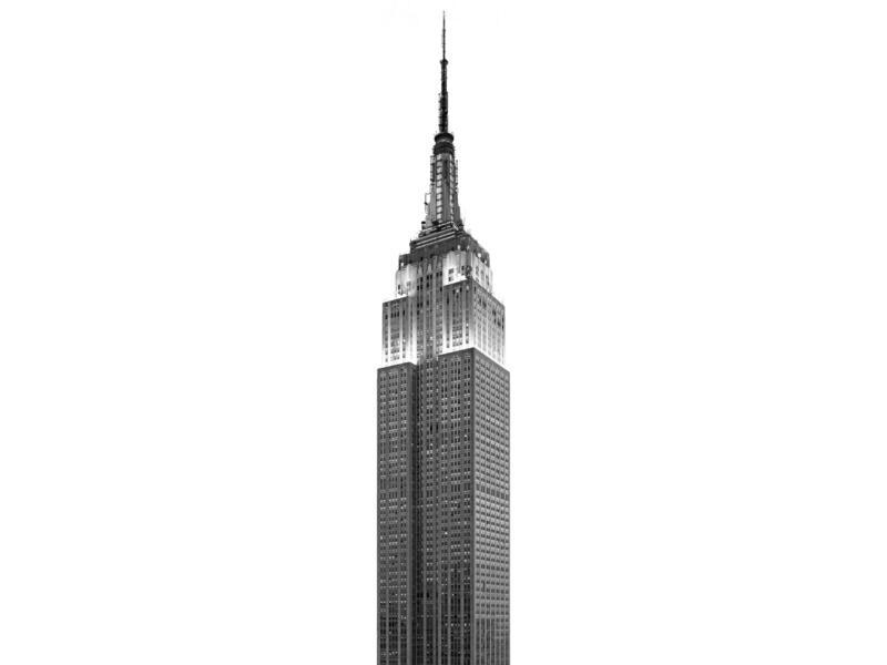 Empire State fotobehang vlies