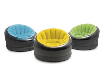 Intex Empire opblaasbare stoel beschikbaar in 3 kleuren