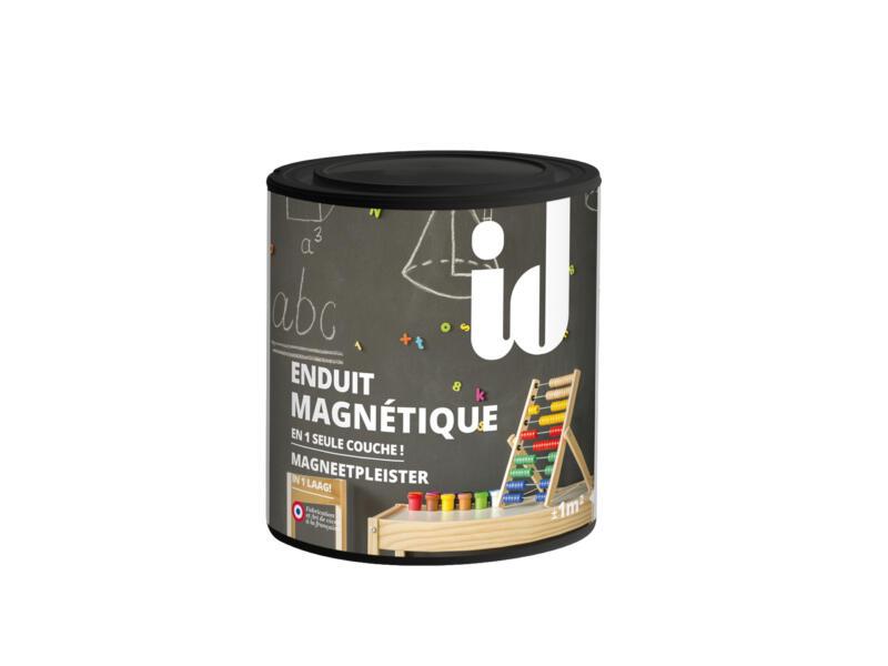 Enduit magnétique 1kg gris