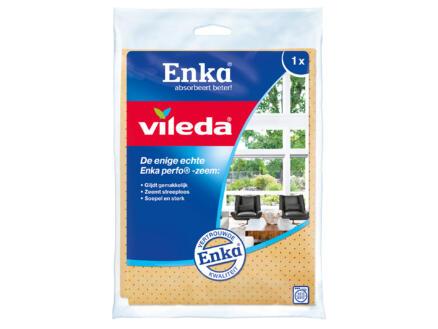 Vileda Enka Perfo peau de chamois fenêtres