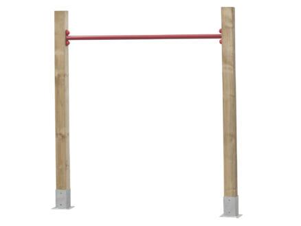 Ensemble barre de gymnastique simple